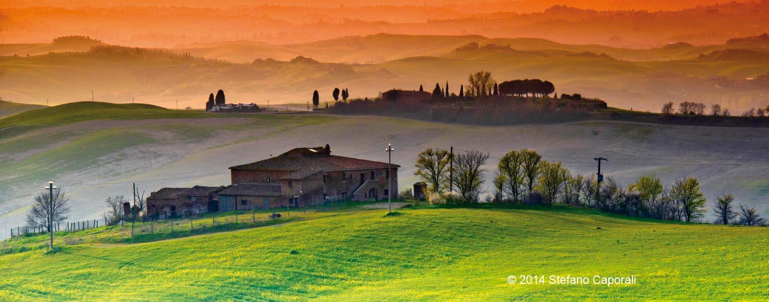 Toscana archives stefano caporali for Disegni di cabina di campagna