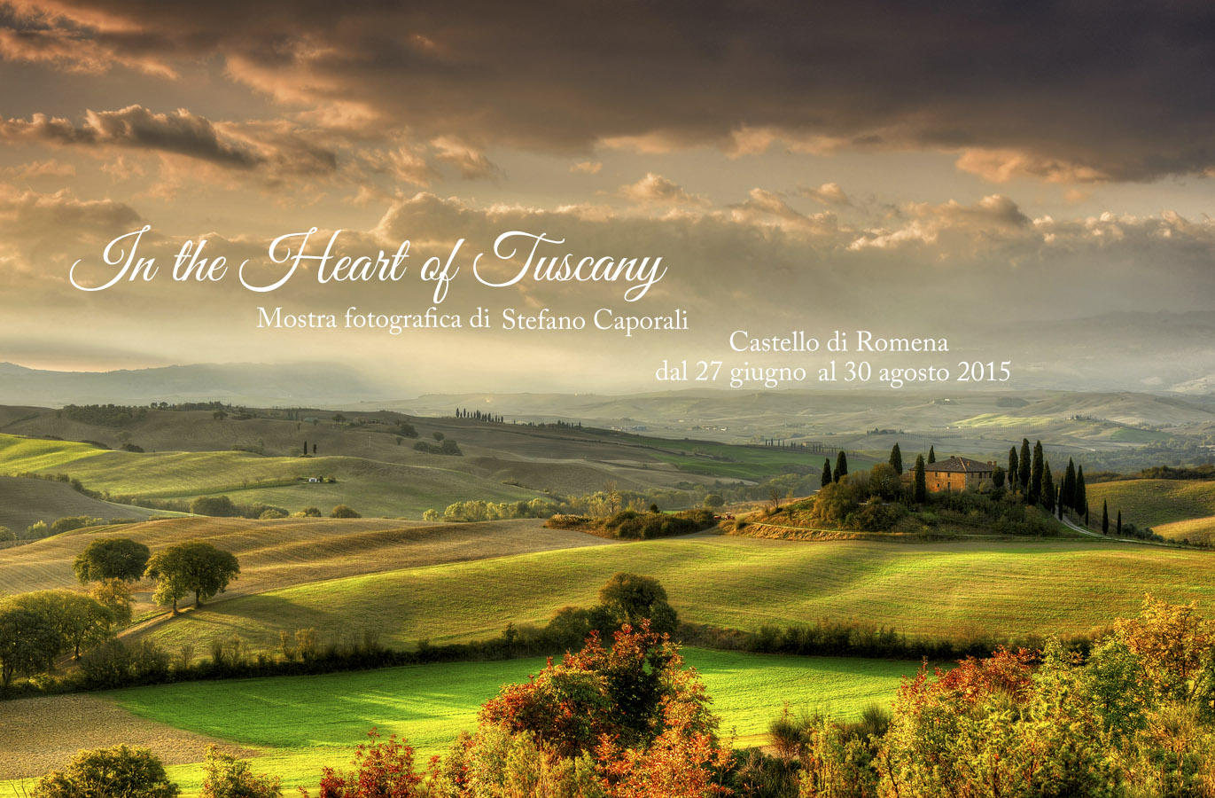 "Mostra fotografica Toscana ""In the Heart of Tuscany"""