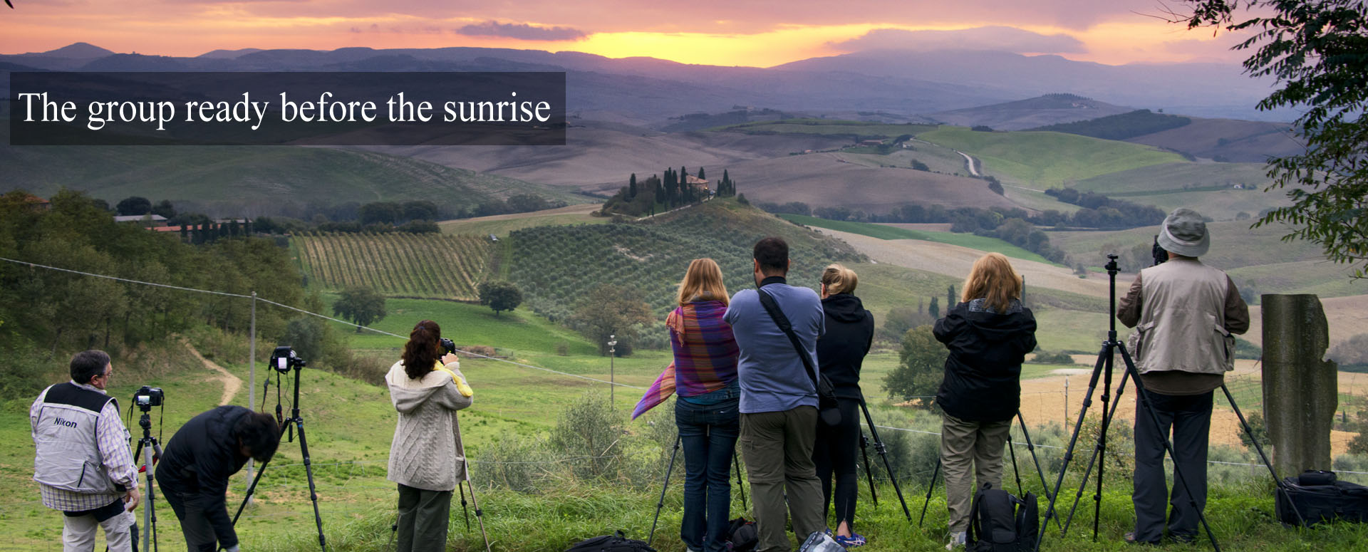 foto tour e workshop in Toscana